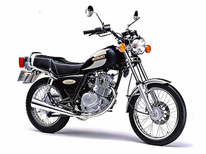 GN125 — Suzuki Cycles Ireland