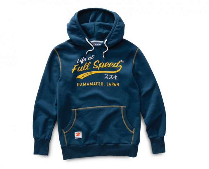 Men's Life at Full Speed Hoodie